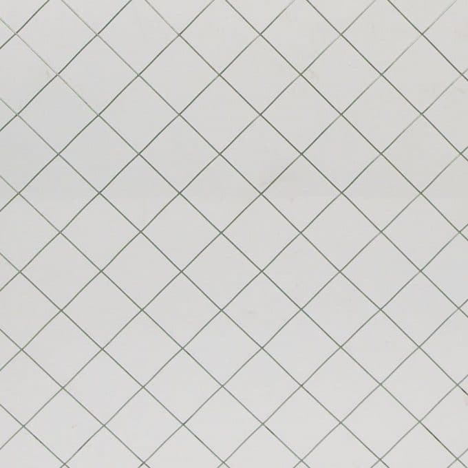 diamond chicken wire glass